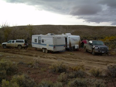 Overall View of Camp
