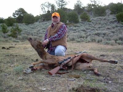 Ron's Cow Elk
