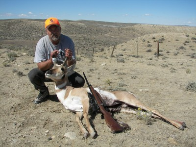 Ron's Pronghorn