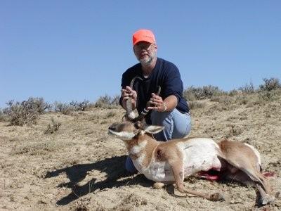 Bill's Antelope 2005