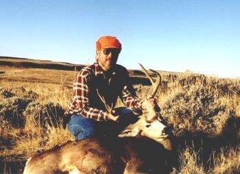 Bill's Deer 1998