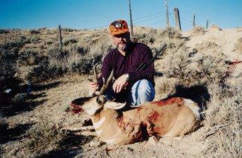Bill's Antelope 2001