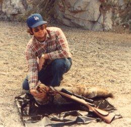 Bill's Coyote