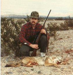 Ron's Coyote