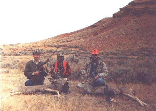Bill's Deer 1986