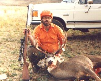 Bob's Deer 1988