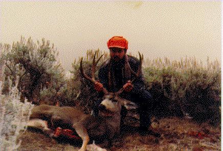 Ron's Deer 1989