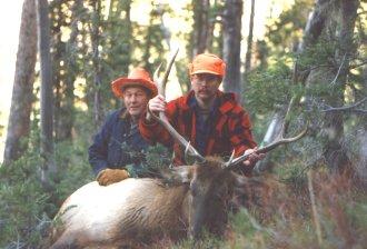 Bill' Elk 1988