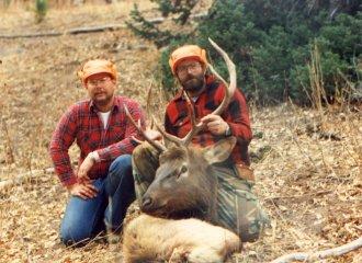 Bob's Elk 1988