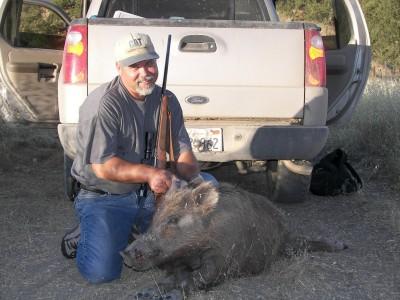 Ron's 180lb Pig