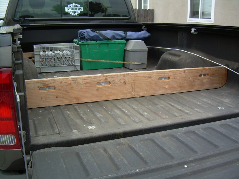 bed partitions - ford truck enthusiasts forums